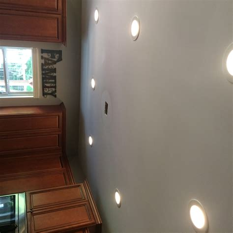 kitchen lighting solutions kitchen lighting upgrade in senoia ga electrical