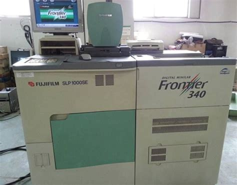 Mesin Frontier 340 Fuji 27 best images about fuji frontier digital minilabs on