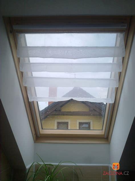 dachfenster gardinen raffrollo f 252 r das dachfenster heimtex ideen