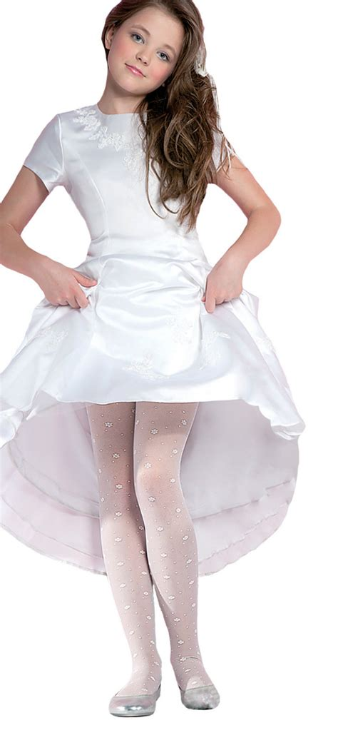 patterned tights for toddlers girls tights patterned 20 denier soft white hosiery age 3