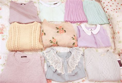 pastel clothes via image 839599 by arakan on
