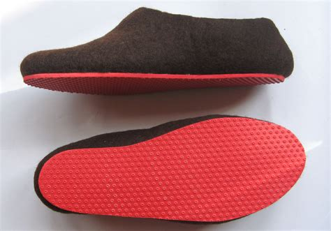 Soles For Handmade Shoes - felted wool slippers wool boots cat beds unusually