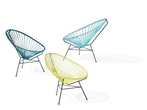 Acapulco Chairs by 10 Easy Pieces The Acapulco Chair Gardenista