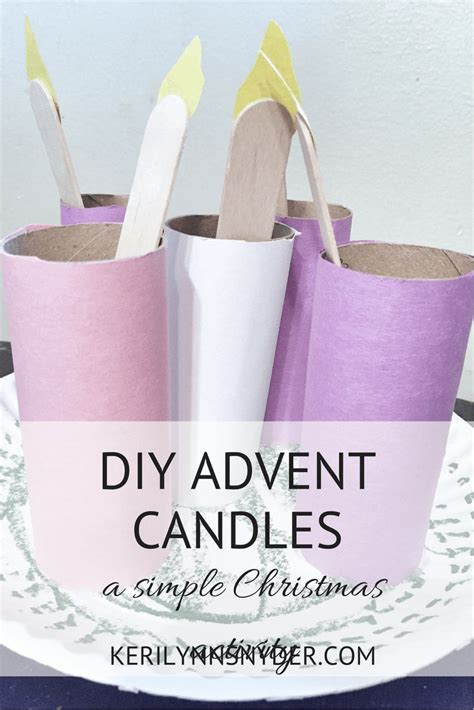 diy meaning 25 unique advent candles meaning ideas on pinterest