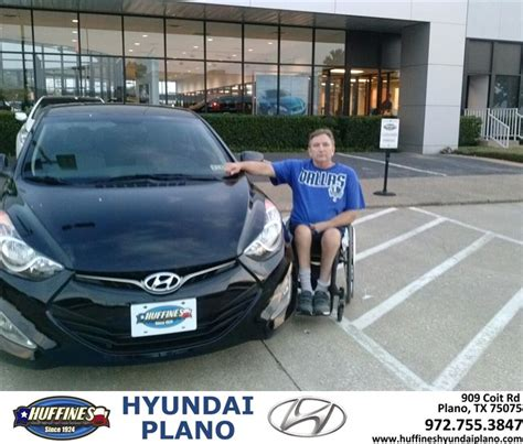 huffines hyundai huffines hyundai plano thank you to brian welnack on your