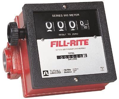 Flow Meter Fill Rite 1 5 Inch 4 Digit fill rite 901 flow meter for petrol and diesel 1 1 2 inch