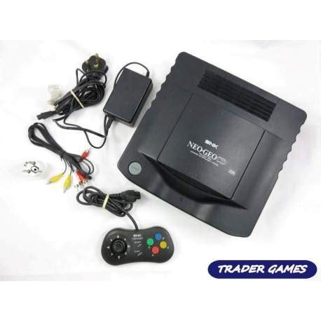 console neo geo achat console neogeo cd top loader japonaise occasion