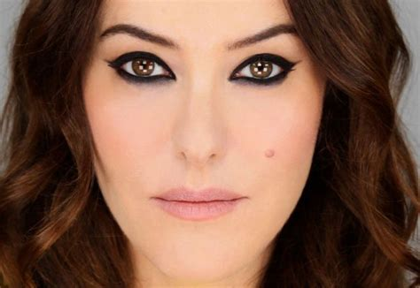 eyeliner tutorial lisa eldridge the ultimate smokey kohl makeup tutorial with lisa