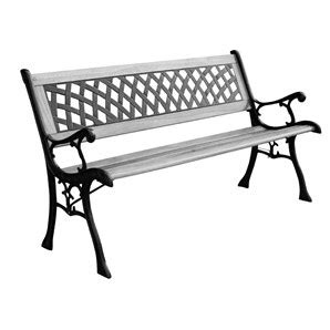 park bench bunnings lattices warehouses and ranges on pinterest