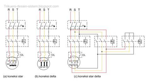 cara membalik arah putaran motor delta all of
