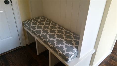 seat cushions for bench window seat mudroom bench cushion window seat cushion by