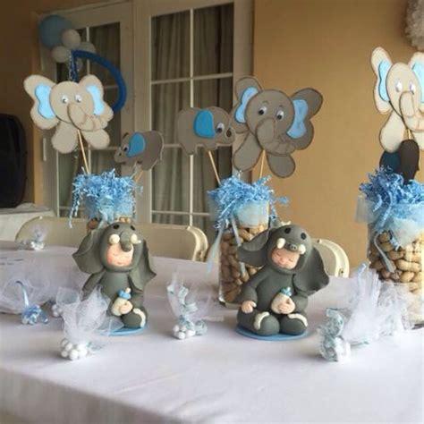 elephant centerpieces for baby shower elephant theme baby shower centerpieces baby shower