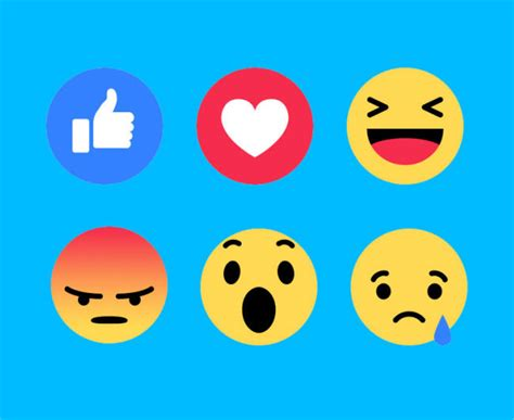 fb reacts facebook reactions no longer limited by the like