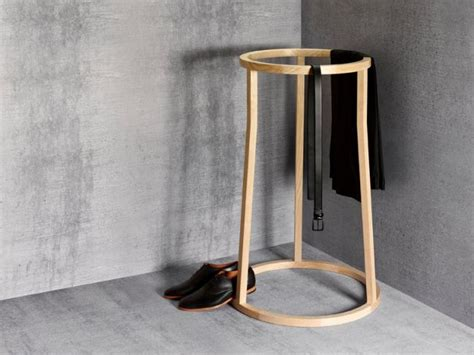 bedroom clothes horse london design week a minimalist clothes horse by james