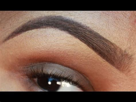 tattoo eyebrows do they fade faded sharp eye brow tutorial requested queenii