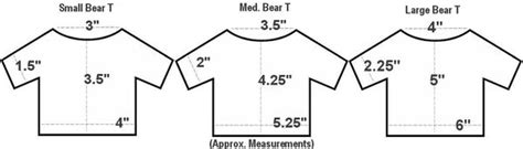t shirt pattern for a teddy bear embroider a bear embroidable clothing to fit plush teddy