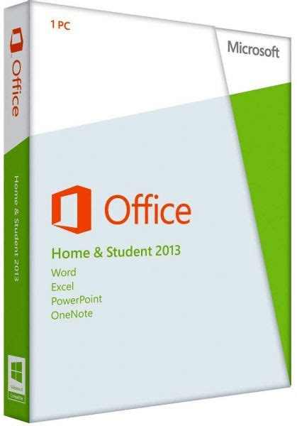 Microsoft Office Home And Student 2013 1pc microsoft office home and student 2013 1pc 1user price