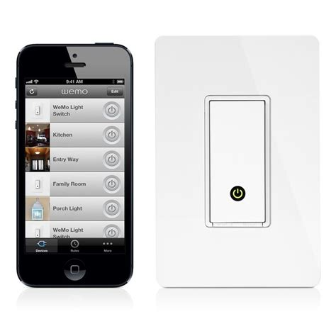 smartphone light switch belkin wemo light switch home the o jays and smartphone