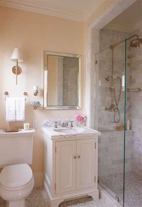 Pretty Bathroom by 17 Small Bathroom Ideas With Photos Mostbeautifulthings