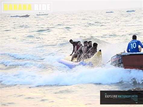banana tube boat ride in goa 10 best inspiration ocean images on pinterest free