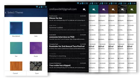 email application for android email app for gmail exchange android apps on play