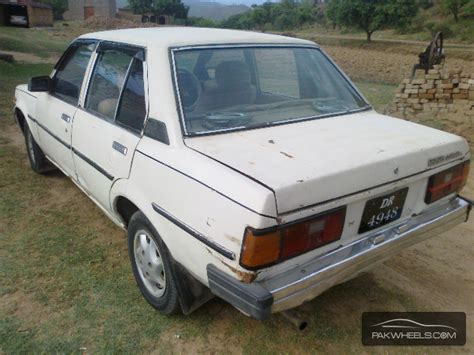 1982 Toyota Corolla For Sale Used Toyota Corolla 1982 Car For Sale In Islamabad