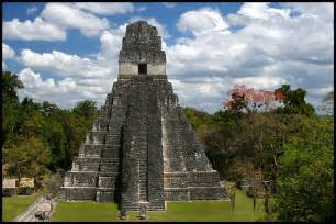 Corbelled Arch Tikal Temple I