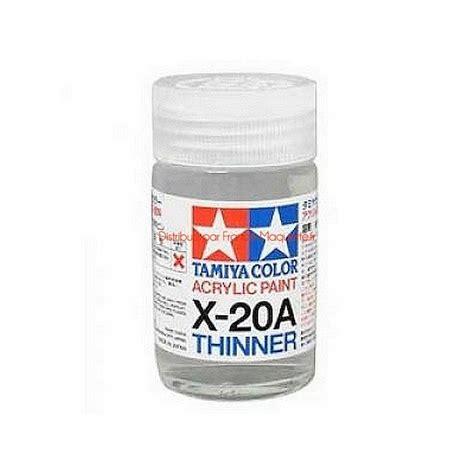 Tamiya Acrylic Thinner 46ml acrylic thinner tamiya x20a 46ml http www pedromodel