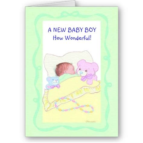 new born baby cards greet well buy now