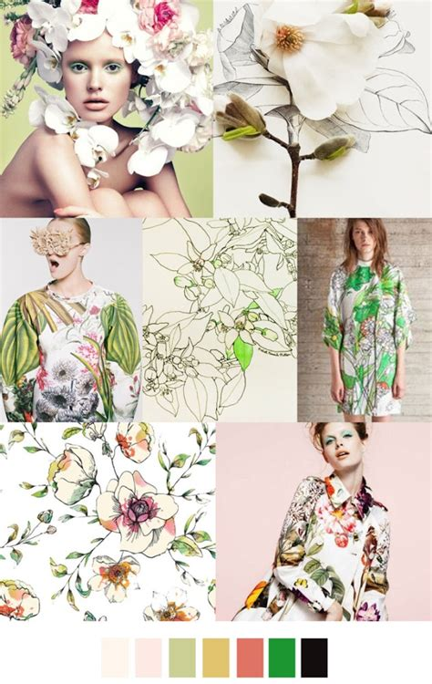 pattern curator summer 2016 fashion vignette trends pattern curator print