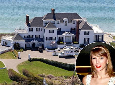 taylor swift beach house 22 mind blowing celebrity mega mansions worldlifestyle