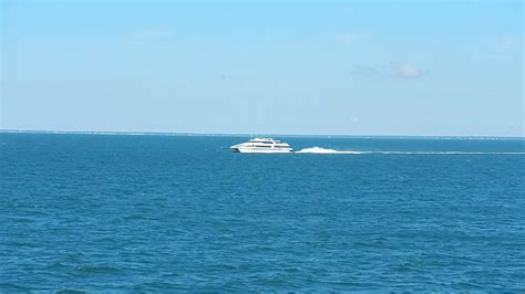 ferry bound video hy line fast ferry bound for nantucket youtube