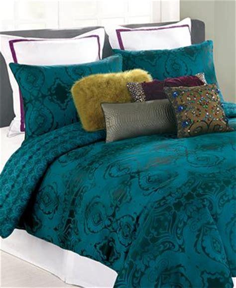 teal king bedding closeout nanette lepore villa teal baroque king comforter