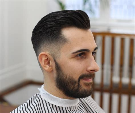 haircut recessed hairline best men s haircuts hairstyles for a receding hairline