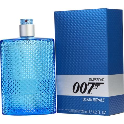 eau de toilette spray 007 royale de bond en 125 ml pour homme