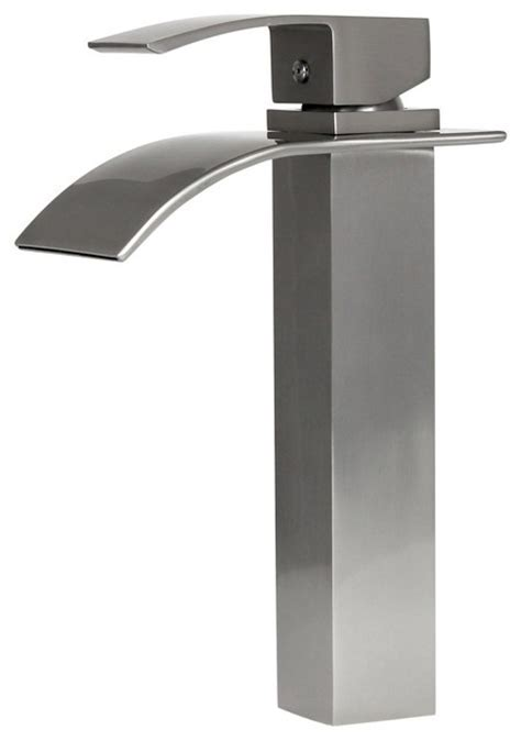 Dyconn Faucet   Dyconn Faucet Wye VS1H36 BN Brushed Nickel