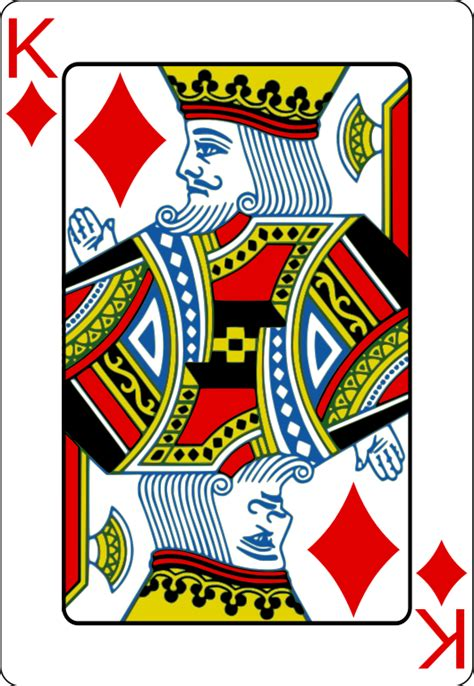 card blank template king of diamonds file king of diamonds2 svg wikimedia commons