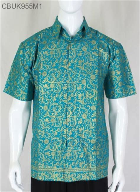 Kemeja Batik Lengan Pendek Prodo Kapal kemeja pendek prodo bunga kemeja lengan pendek murah batikunik