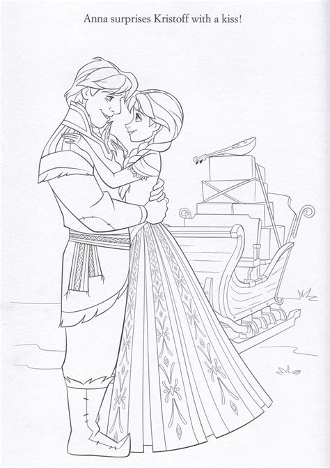 frozen coloring pages anna punches hans disney frozen coloring pages lovebugs and postcards