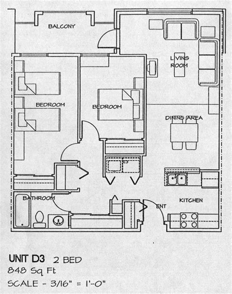 2 bedroom unit floor plans 2 story bedroom 2 bedroom unit floor plan housing plans