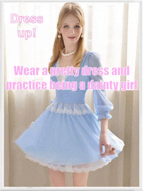 forced feminization picture captions tumblr sissy urges