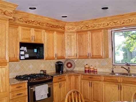 cabinets to go ri best 8 paint colors to go with oak images on