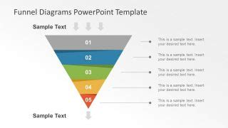 lead funnel template marketing funnel diagrams powerpoint template slidemodel