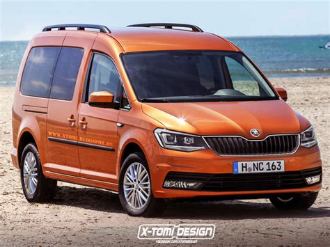 Skoda Roomster 2016 by Le Nouveau Skoda Roomster Report 233 224 2016