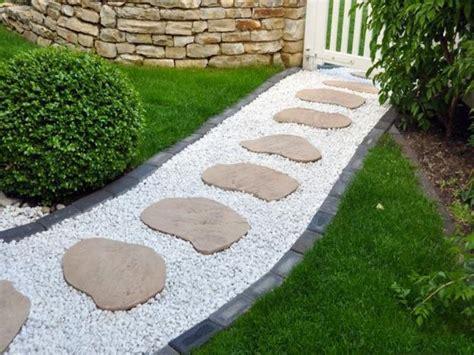 backyard stepping stone ideas modern small living room for men in black landscape