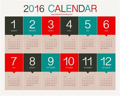 Calendar Image 2016 Year Calendar Wallpaper Free 2016 Calendar