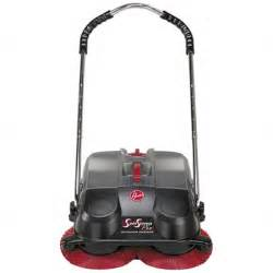 hoover l1405 18 quot brush spinsweep pro cordless commercial