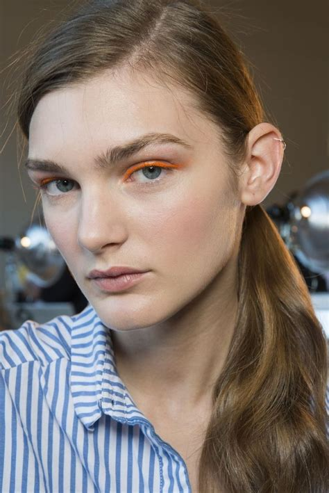 spring summer 2018 hair and makeup trends cosmopolitan 7429 best about face admires images on pinterest irise