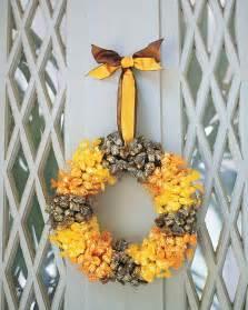 Homemade Outside Christmas Decorations Candy Wreath Amp Video Martha Stewart
