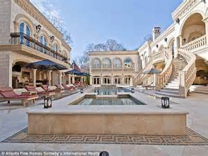 Najjar Cribs by Atlanta Mansion Which Starred In Zombieland And